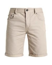 Pantalones Cortos Beige de ONLY & SONS