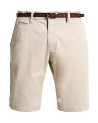 Pantalones Cortos Beige de Tom Tailor