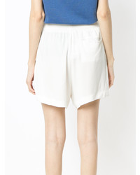 Pantalones cortos blancos de Alcaçuz