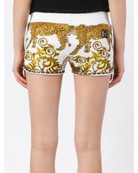 Pantalones cortos blancos de Philipp Plein
