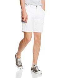 Pantalones cortos blancos de Bugatti