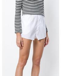 Pantalones cortos blancos de Faith Connexion