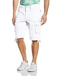 Pantalones cortos blancos de M.O.D