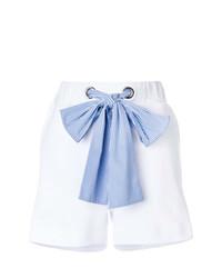 Pantalones cortos blancos de MSGM