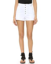 Pantalones cortos blancos de Rag & Bone