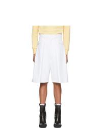 Pantalones cortos blancos de Random Identities