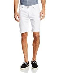 Pantalones cortos blancos de Selected Homme