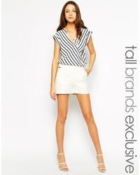 Pantalones cortos blancos de Vero Moda