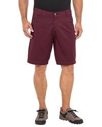 Pantalones cortos burdeos de VAUDE