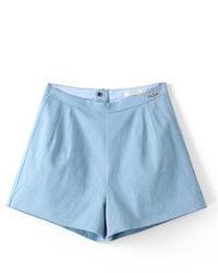 Pantalones cortos celestes original 2892255