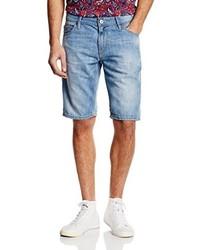 Pantalones Cortos Celestes de Tom Tailor