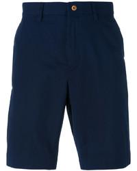 Pantalones Cortos de Algodón Azul Marino de Polo Ralph Lauren