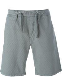 Pantalones Cortos de Algodón Grises de Eleventy