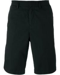 Pantalones cortos de algodón negros de Kenzo
