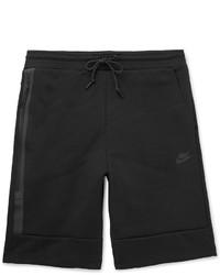 Pantalones Cortos de Algodón Negros de Nike