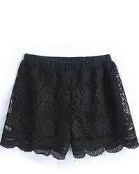 Pantalones cortos de encaje original 4103301
