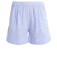 Pantalones cortos de rayas verticales transparentes de Sparkz