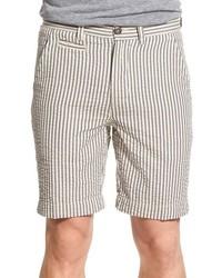 Pantalones Cortos de Seersucker
