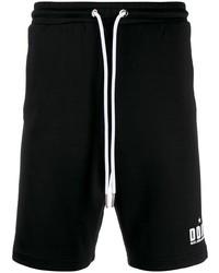 Pantalones cortos deportivos negros de Diesel