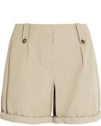 Pantalones cortos en beige de Burberry