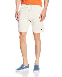 Pantalones cortos en beige de edc by Esprit
