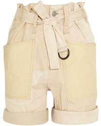 Pantalones cortos en beige de Isabel Marant