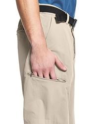 Pantalones cortos en beige de maier sports