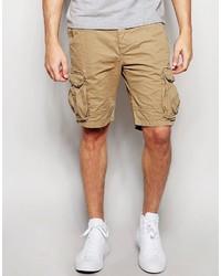 Pantalones cortos en beige de ONLY & SONS