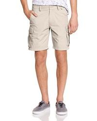 Pantalones cortos en beige de Oxbow