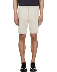 Pantalones cortos en beige de Tiger of Sweden
