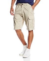 Pantalones cortos en beige de Tom Tailor