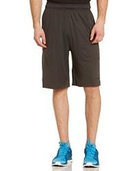 Pantalones cortos en gris oscuro de Nike