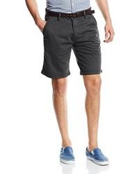 Pantalones cortos en gris oscuro de s.Oliver