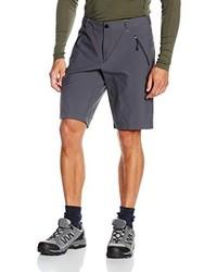Pantalones cortos en gris oscuro de Schöffel