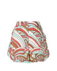 Pantalones cortos en multicolor de La Doublej