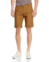 Pantalones cortos en tabaco de s.Oliver Denim