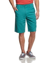 Pantalones cortos en verde azulado de Oakley