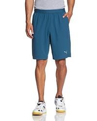 Pantalones cortos en verde azulado de Puma