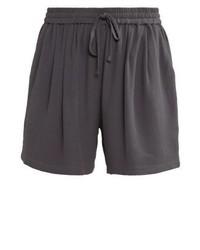 Pantalones Cortos Gris Oscuro de American Vintage