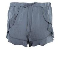 Pantalones Cortos Gris Oscuro de Bardot