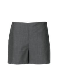 Pantalones Cortos Gris Oscuro de Chalayan