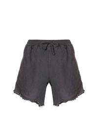 Pantalones Cortos Gris Oscuro de Lost & Found Rooms