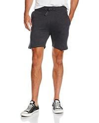 Pantalones Cortos Gris Oscuro de ONLY & SONS