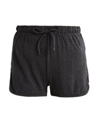 Pantalones Cortos Gris Oscuro de Pieces