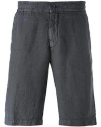 Pantalones Cortos Gris Oscuro de Z Zegna