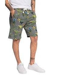 Pantalones cortos grises de edc by Esprit