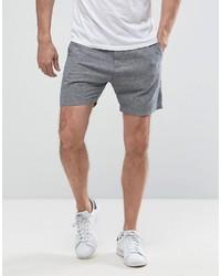 Pantalones Cortos Grises de Selected