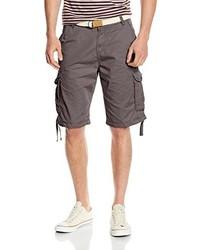 Pantalones cortos grises de Tom Tailor Denim