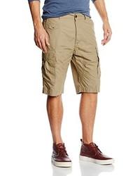 Pantalones Cortos Marrón Claro de Diesel