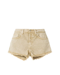 Pantalones Cortos Marrón Claro de Dondup